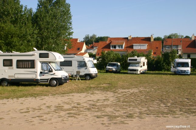Camperplaats Wissant
