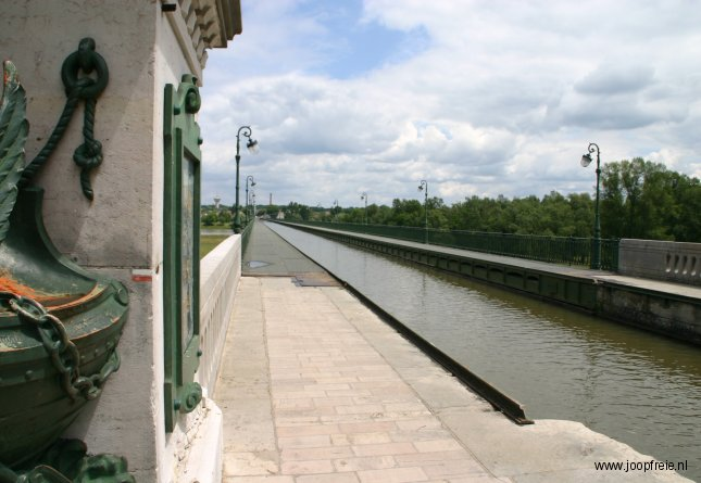 'Le Pont-Canal' in Briare